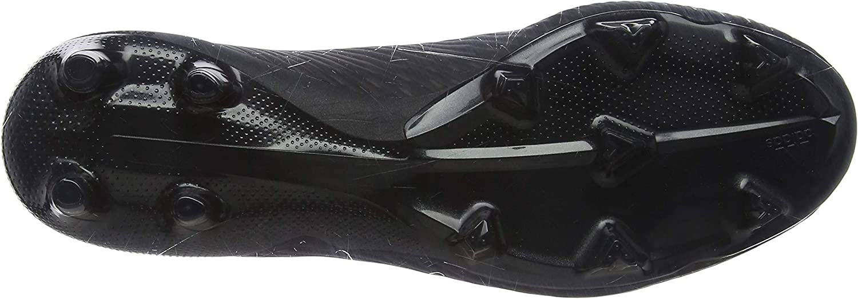 adidas Herren X 19.1 Fg Fußballschuhe Schwarz Core Black Utility Black Silver Met Core Black Utility Black Silver Met