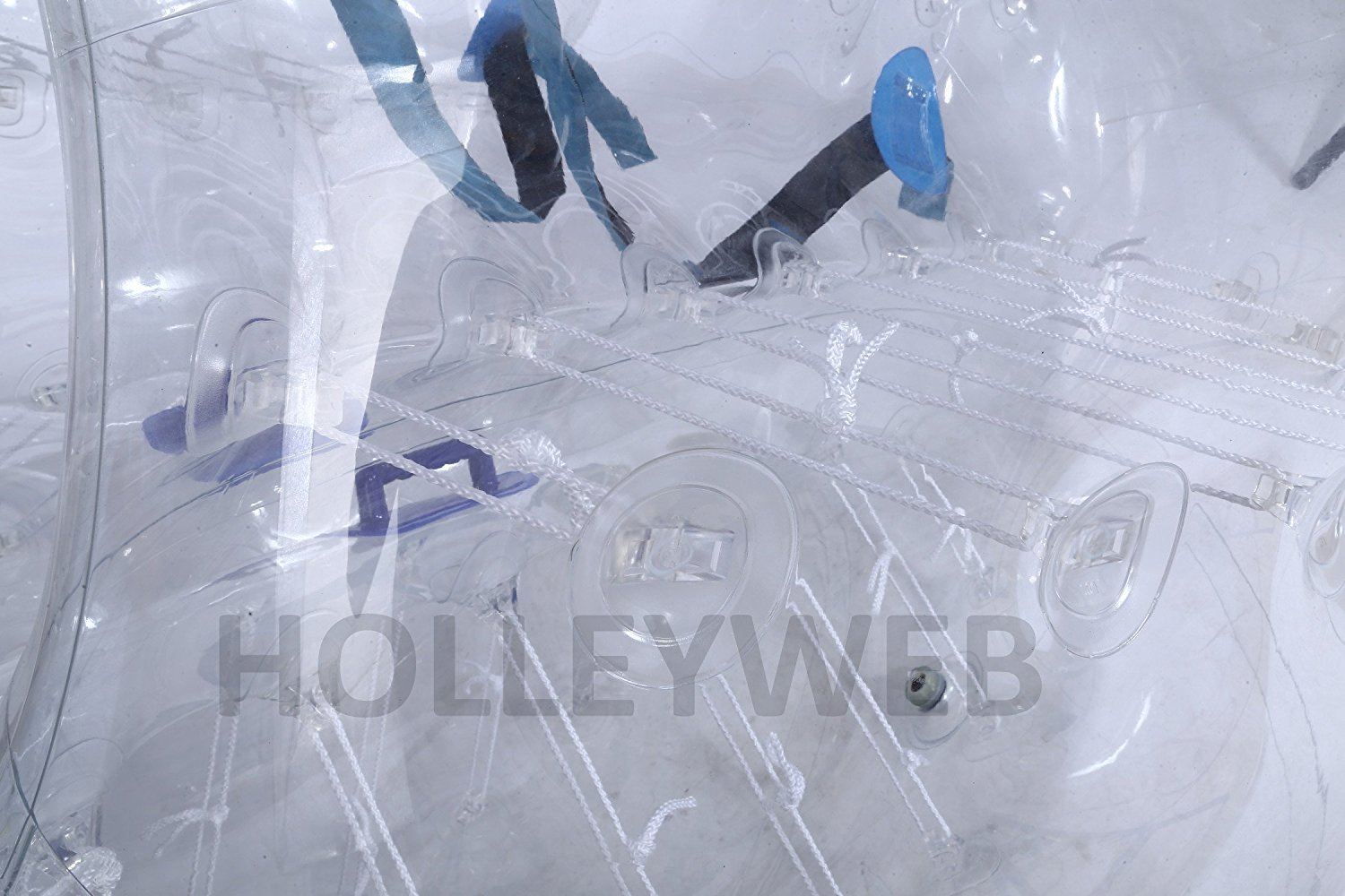 Holleyweb Dia 5-Feet (1.5m) Human Inflatable Bumper Bubble Ball by Holleyweb