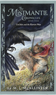 The mistmantle chronicles book two urchin and the heartstone the mistmantle chronicles book four urchin and the raven war fandeluxe Epub