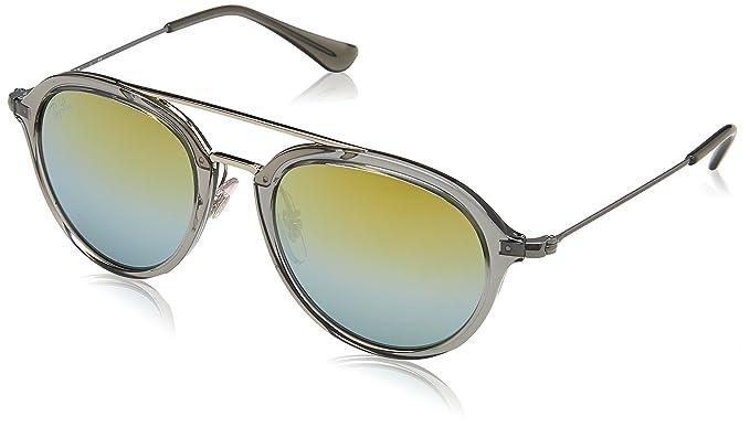 bbe3dd353b Ray-Ban Junior Kids  0rj9065s7038a748plastic Unisex Sunglasses Non-Polarized  Iridium Square