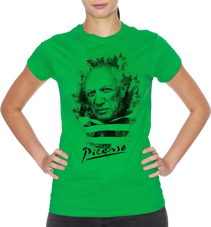 Camiseta con diseño de Pablo Picasso inspirado en el célebre ...