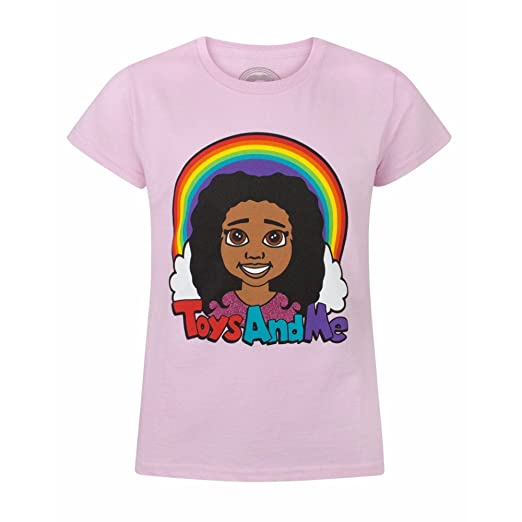 Amazon Com Tiana Toys And Me Childrens Girls Official Logo T Shirt