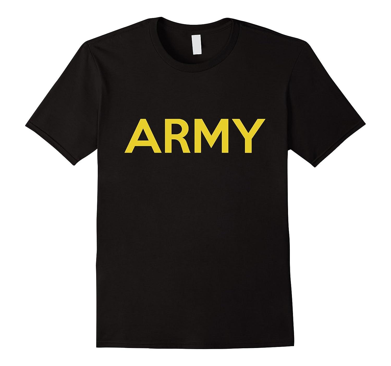 APFU - Army Physical Fitness Uniform Shirt-FL