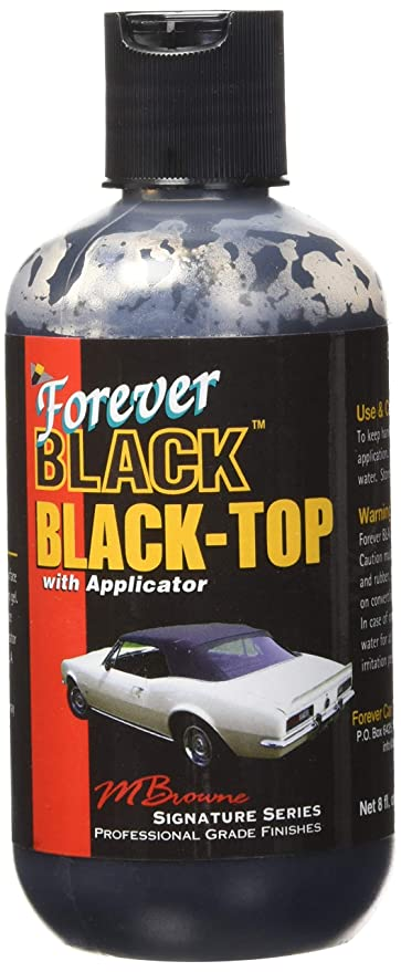 ab116c0128 Amazon.com  Forever Car Care Products FB813 Black Black Top Gel and Foam  Applicator  Automotive