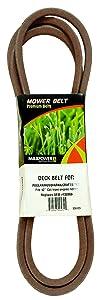 Maxpower 336123 Deck Belt Replaces Poulan/Husqvarna/Craftsman 130969, 532130969