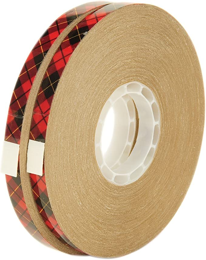 Applicator with 2 Rolls of 1//4 Tape Pink Scotch 64258 Acid Free Advanced Tape Glider