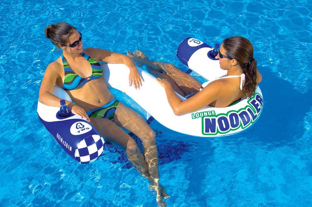 SportsStuff SPORTSTUFF Noodler 2 Pool Lounge