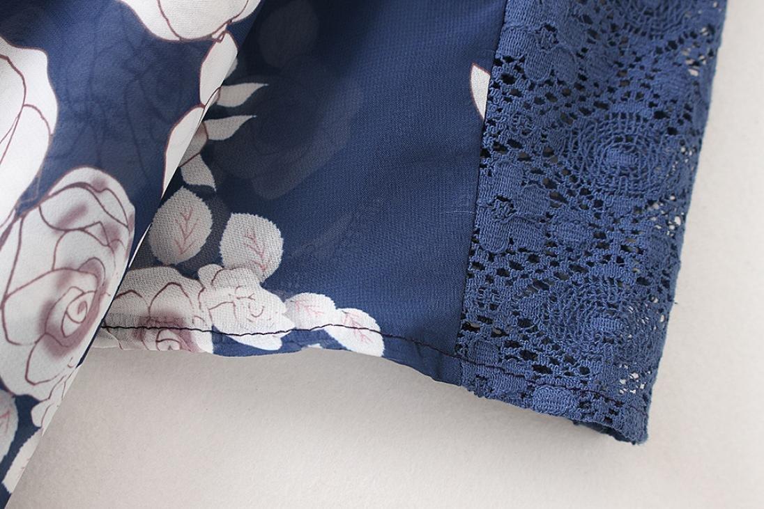 C/árdigans Mujer ❤️ Amlaiworld C/árdigan Mujer Primavera Verano Chales Wraps Outerwear C/árdigan de Kimono Flojo de Playa de impresi/ón Floral de Mujeres Tops Blusa de Abrigo Camisolas y Pareos