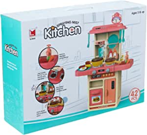 Lima Kitchen Toy with Music and Light, 42 Pieces