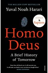 Homo Deus: A Brief History of Tomorrow Paperback