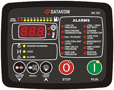 DATAKOM DK-30 controlador del compresor Diesel