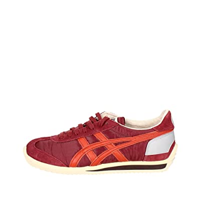 ASICS Onitsuka Tiger California 78 VIN D110N-2627 Russet Brown/Rooibos Tea UK 3.5