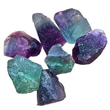 AITELEI Piedras de flúor a granel df32b30b321