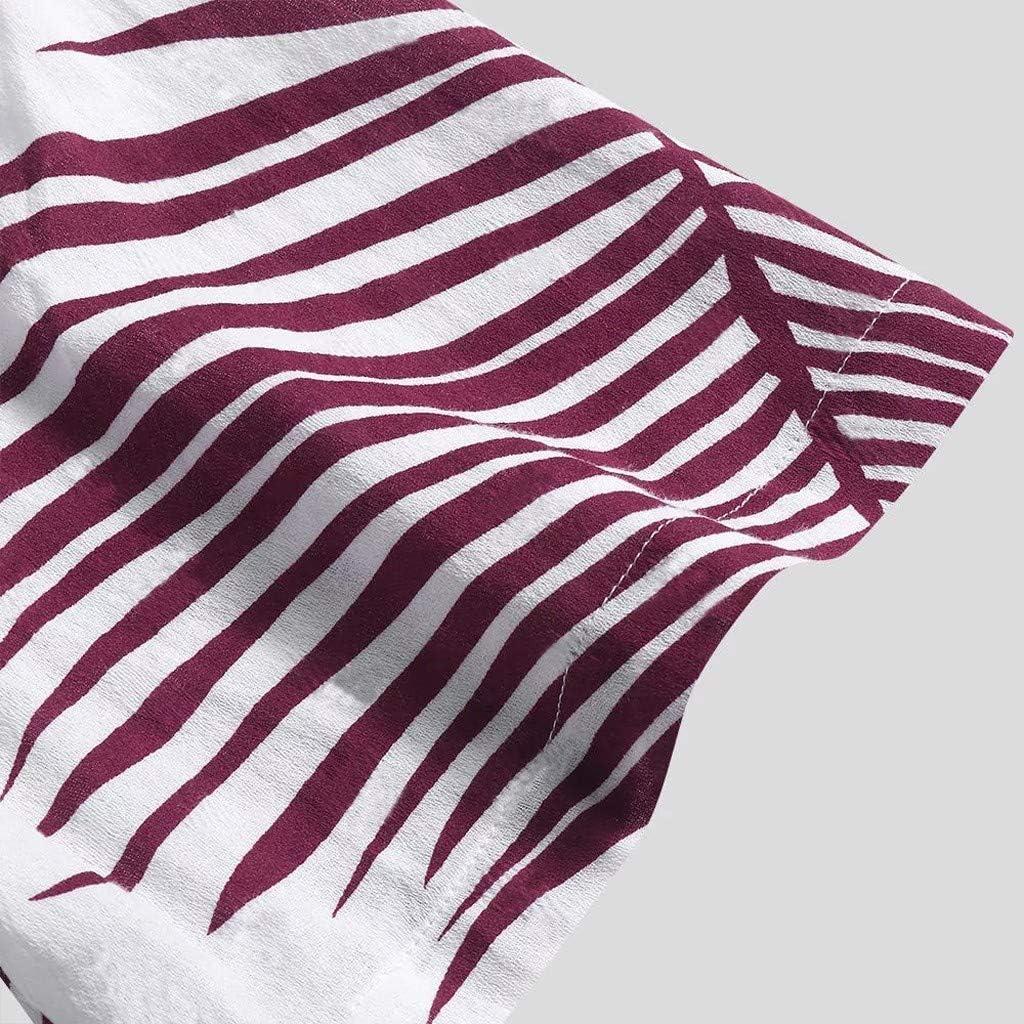 3XL, Gelb Sannysis Herren Hawaiihemd Freizeithemd Button Down Kurzarm T-Shirt Regular Fit Slim Poloshirt Casual Streetwear Beach Strand Urlaub Oberteile M/änner Sommer