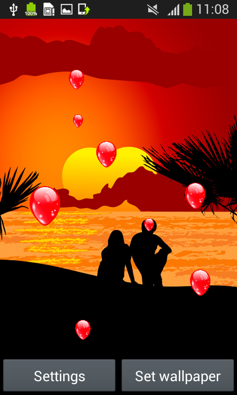 Amazoncom Sunset Live Wallpapers Appstore For Android