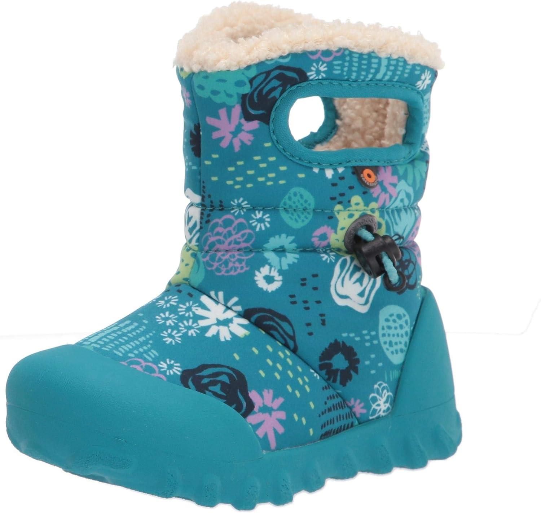 BOGS Unisex-Child B-moc Snow Boot Rain