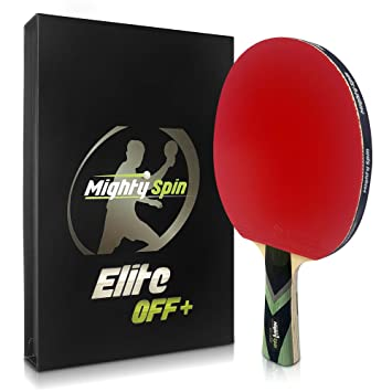 Amazon.com: Professional Carbon Table Tennis Racket – Elite ...