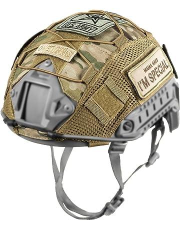 Funda de camuflaje para casco, 1T, funda 05 para casco Ops-Core FAST