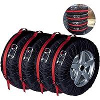 Premium Fundas para Neumáticos de Ruedas Recambio Cubierta