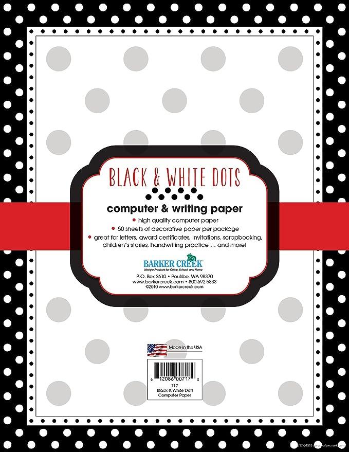show original title Details about  /Complete Set Double Sheets Digital Print Cotton White Black Dots Hearts