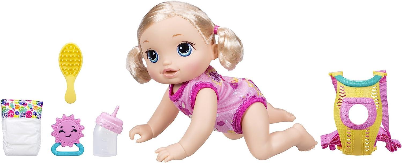 Baby Alive Baby Go Bye Bye Blonde