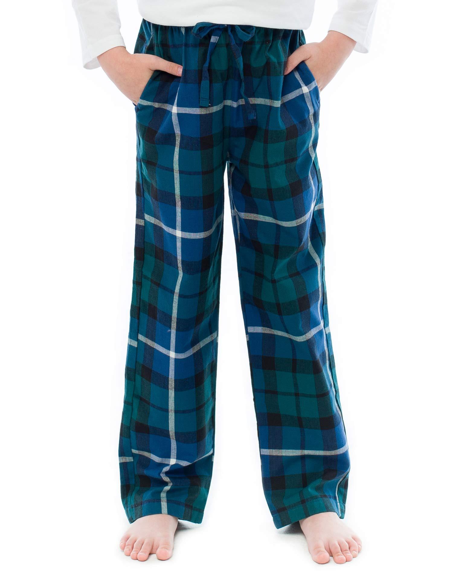TINFL Kids Boys 100% Cotton Pajama Lounge Pants
