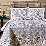 Jessica Simpson A054415MUNFE Aiah Quilt, King - Best Reviews Guide