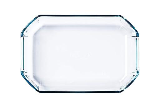 Pyrex Inspiration Fuentes para Horno, 33 x 22 cm: Amazon.es: Hogar