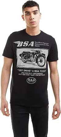 BSA Motocycles Men's Test Drive