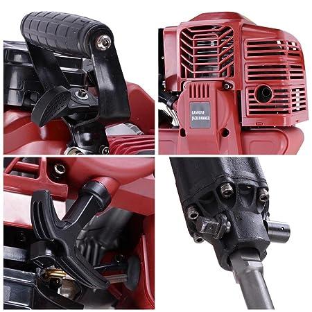 52CC - Martillo de desbrozadora de gasolina para hormigón ...