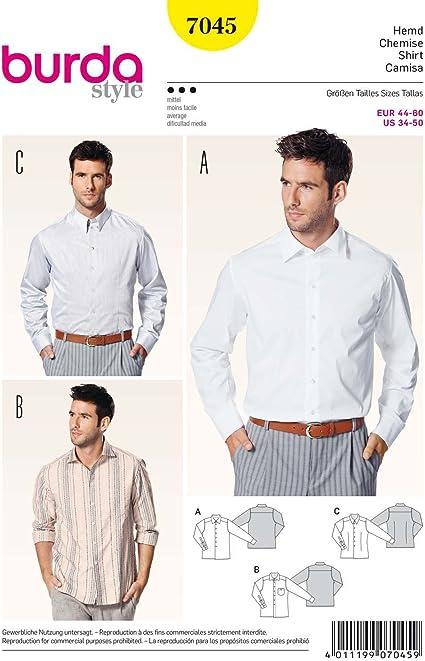Burda B7045 Misses Camiseta, 19 x 13 cm (Inglés)