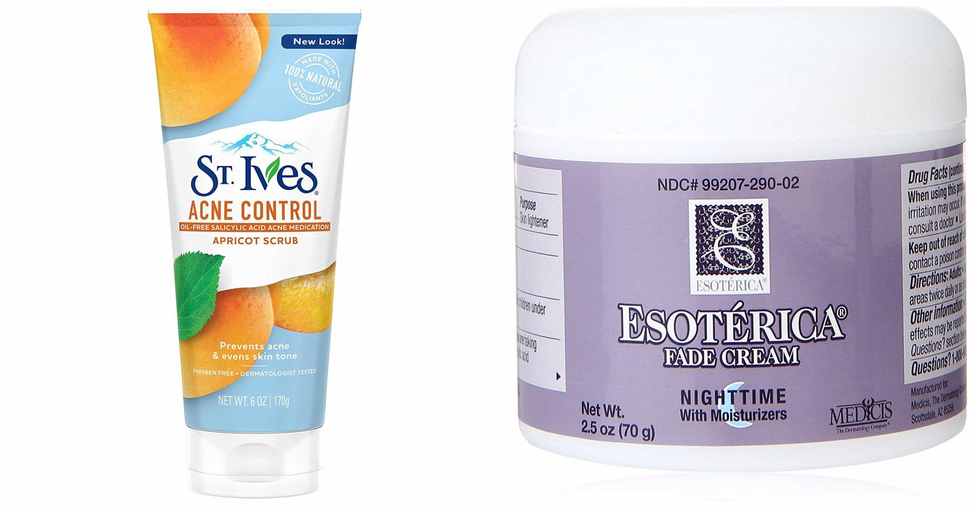 Crema Esoterica Con Hidroquinona Para Las Manchas Y Blanquear La Piel - Uso De Noche -