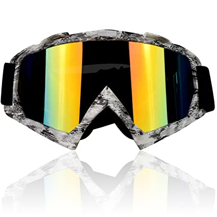 2d959ca4af48 Image Unavailable. Image not available for. Color  Carperipher Ski Goggles  ...