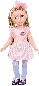 "Glitter Girls Dolls by Battat – Emilia 14"" Posable Fashion Doll – Dolls for Girls Age 3 & Up"