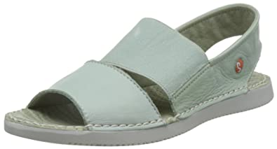 Womens Tai383sof Washed Sling Back Sandals Softinos 617VczbBL4