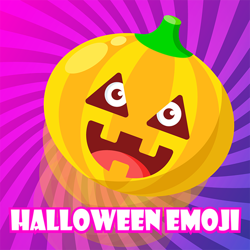Halloween Emoji - Pumpkin Bouncing Arcade: Fun To Play (All The Halloween Games)