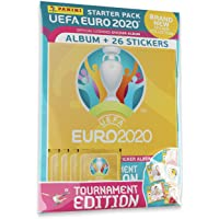 Panini UEFA Euro 2020 Sticker Collectie Starter Pack