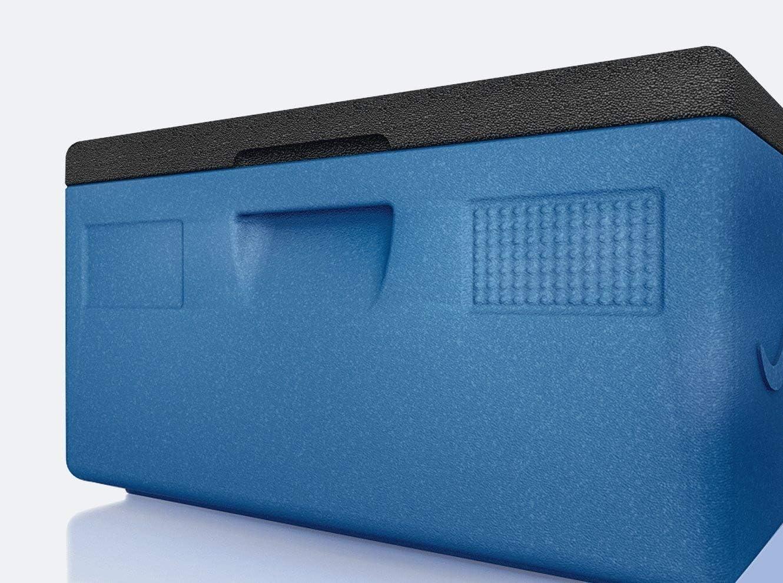KÄNGABOX® Easy S. La Caja isotérmica Cuadrada y prácitca. Ideal para el Transporte de Pizzas y Tartas.: Amazon.es: Hogar
