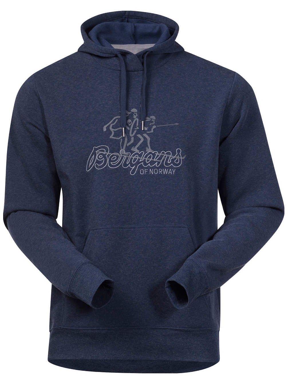 Bergans Hoodie Shirt Men - Kapuzenpulli Kapuzenshirt