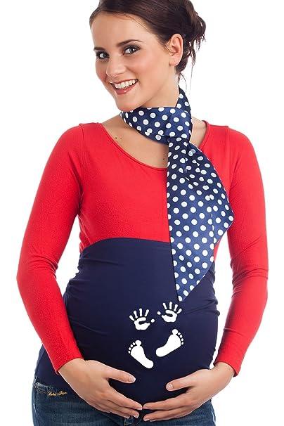 e3f99bf45 Cinta para la tripa de embarazada. Moda atractiva para embarazadas en  muchos colores y tamaños.  Amazon.es  Ropa y accesorios