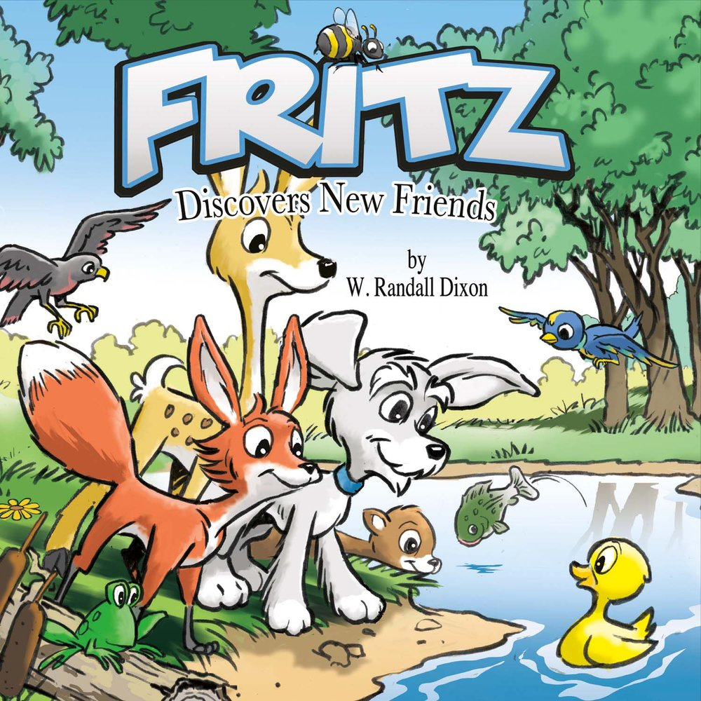 Fritz Discovers New Friends PDF