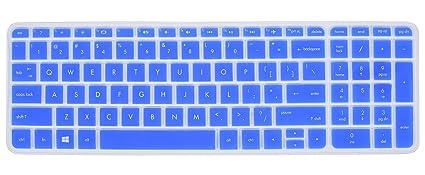 iBenko Keyboard Cover Skin for HP Laptop 15.6,HP Pavilion 15-ab 15-ac 15-ae