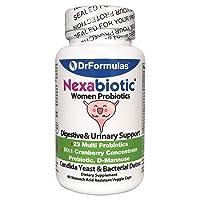 DrFormulas Prenatal Probiotics for Women Constipation Relief | Nexabiotic Healthy...