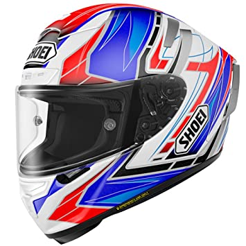 Shoei X-Spirit 3 assail TC2 Full Face casco de moto