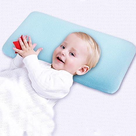 Almohada para Bebe para plagiocefalia desenfundable Para ...