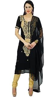 fda2780bc553 Atasi Frauen Anarkali Salwaar Anzug mit Dupatta Chic indische ...