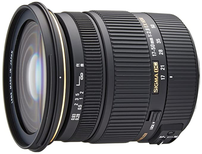 Review Sigma 17-50mm f/2.8 EX