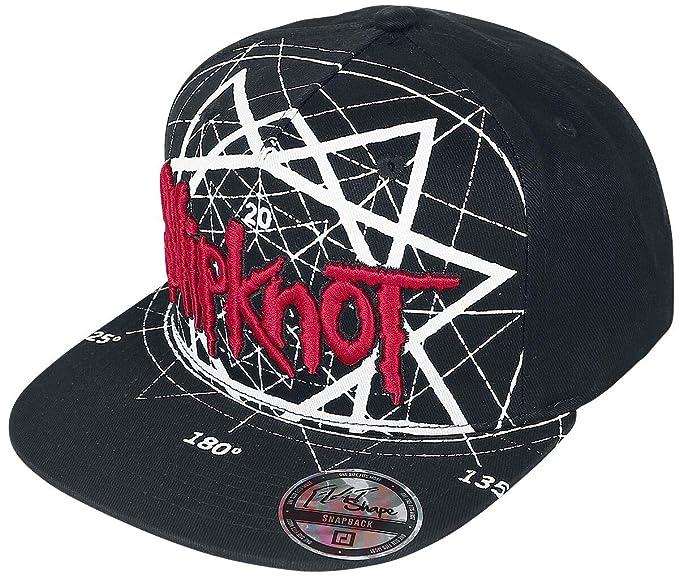 XCarmen Slipknot Rock And Roll Rock Music New Fashion Snapback Hats Black