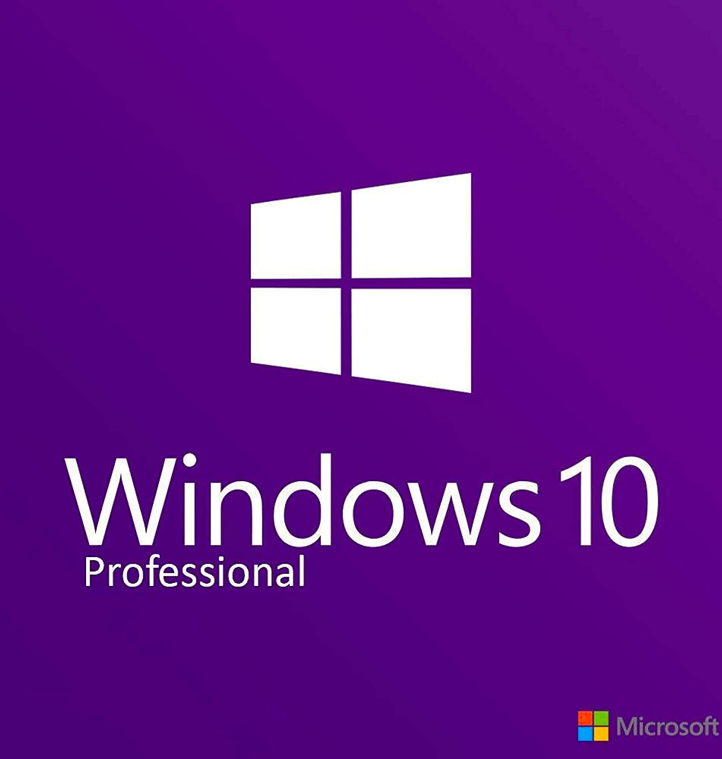 Win 10 Professional 64 bit OEM - DVD | English