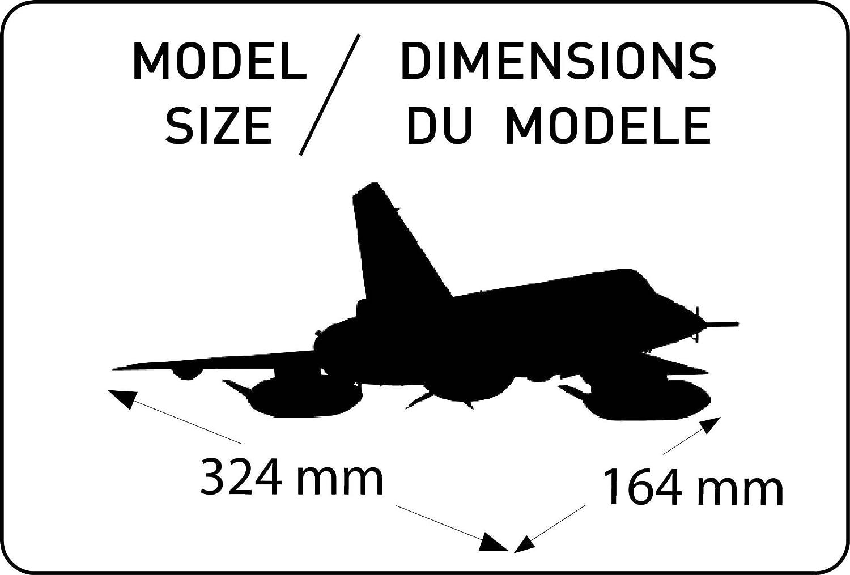 Dassault Mirage IV A 1//125 model kit France